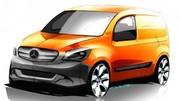 Mercedes-Benz Citan : un Renault Kangoo étoilé