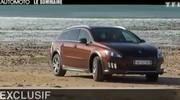 Emission Automoto : Peugeot RXH; retour du luxe français; neige