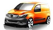 Mercedes Citan : le Kangoo version Benz