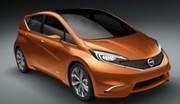Nissan Invitation Concept : la nouvelle Note