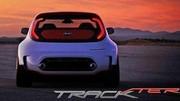 Kia Track'ster Concept : première photo officielle