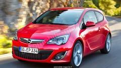 Opel Corsa 2014 : Table rase