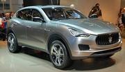 Maserati : le Kubang, la Quattroporte et la petite Quattroporte dévoilent leurs secrets