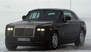 Rolls-Royce Phantom Coupé restylé : premières photos