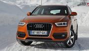 Essai Audi Q3 2.0 TFSI 211 : souple et performant