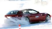 Essai Ferrari FF : Ferrari on ice, extrême sensation