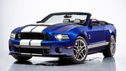 Shelby Ford GT500 Convertible : Happy Birthday
