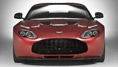 Aston Martin V12 Zagato : les photos de la bête de Gaydon !