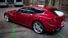 Essai Ferrari FF : Les quatre saisons de Ferrari