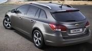 Chevrolet présentera le Cruze Station Wagon au Salon de Genève