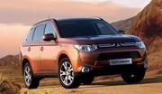 Nouveau Mitsubishi Outlander: les premières infos