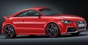 Une Audi TT RS pour monsieur Plus