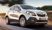 L'Opel Mokka en montre plus