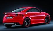Audi TT RS Plus : encore plus puissante…