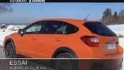 Emission Automoto : Subaru XV; stratégie Nissan; assurance