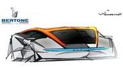 Bertone Nuccio Concept : un prototype à Genève pour fêter les 100 ans de la marque