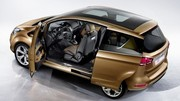 Ford B-MAX : des portes révolutionnaires