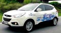 Essai Hyundai ix35 FCEV : Les Coréens avancent