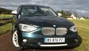 Essai BMW Série 1 118d Urban Line BVA8 143 ch