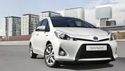 Toyota Yaris Hybride : elle est prête