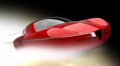 Le concept Disco Volante de la Carrozzeria Touring Superleggera