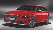 Audi RS4 Avant 2012 : le retour d'un break de légende