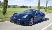 Ferrari California 2012 : plus de muscles, moins de poids
