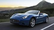 Ferrari California mise à jour