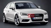 Audi A3 2012 : photo officielle en fuite ?