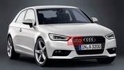 Audi A3 (2012) : et si elle ressemblait à ça ?