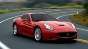Cure de vitamines pour la Ferrari California