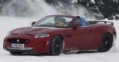 Le cabriolet Jaguar XKRS enterre les idées reçues