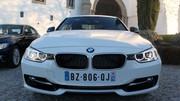 Essai Nouvelle BMW 335i (F30)