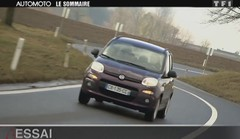 Emission Automoto : Fiat Panda 3, Audi R8, F1 en France