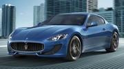 Voici la Maserati GranTurismo Sport