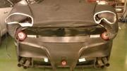 """Ferrari """"F620"""", c'est elle"""