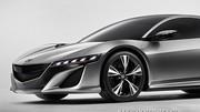 Le concept NSX hybride, ou comment Honda va attaquer la Porsche 918
