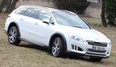 Essai Peugeot 508 RXH Full Hybrid Diesel Electrique 200 Ch : la lionne sort de la brousse