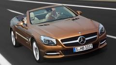 La Mercedes SL63 AMG opte pour un V8 plus économe