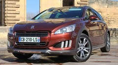 Essai Peugeot 508 RXH : le break allroad du lion