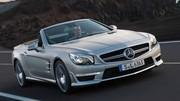 Mercedes SL63 AMG : Machine à scalps !