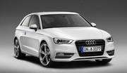 Audi A3 (2012) : fuite de photos officielles