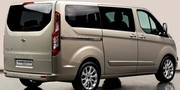 Ford Tourneo Custom Concept : le Transit avance