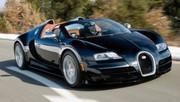 Salon de Genève 2012 : Bugatti Veyron Grand Sport Vitesse
