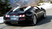 Bugatti Grand Sport Vitesse: 1200 ch cheveux au vent!