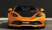 L'Artega roadster pourrait faire son entrée à Genève