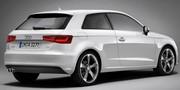 Audi A3 : les photos diffusées avant l'heure