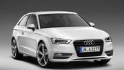 Audi A3 2012 : Lever de voile anticipé