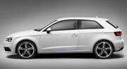 Nouvelle Audi A3 2012 : les photos officielles en liberte non surveillee