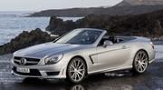 La Mercedes-Benz SL virilisée par AMG
